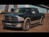 Люксовый грузовик Dodge RAM 1500 5.7 Hemi