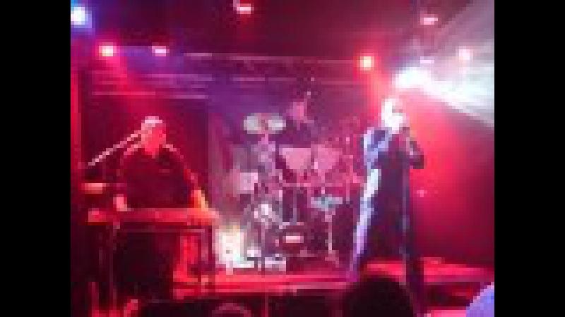 Evo-lution - Cross all Lines Live Oberhausen Helvete