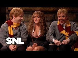 Harry Potter: Hermione Growth Spurt - SNL