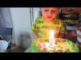 Глебу 4 года! отмечаем день рождение вечеринкой в стиле