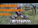Утренняя охота на уток с DUCK EXPERT