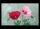 How To Make Poppy Paper Flower From Crepe Paper - Craft Tutorial