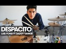 DESPACITO - LUIS FONSI ft DADDY YANKEE - Drum Cover Ale Alejandro Vlogs