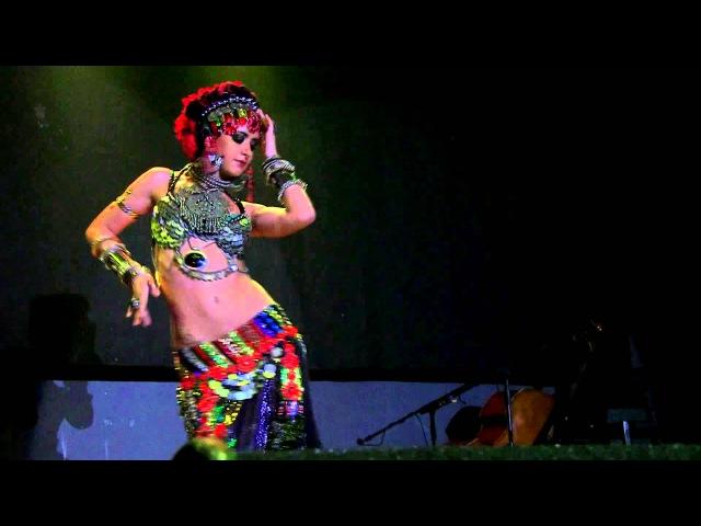 Habibi Lal @ Tribal Fest in Bucharest 2014