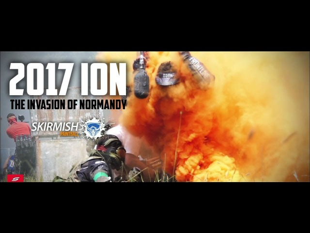 2017 ION Paintball: The Invasion of Normandy @ Skirmish USA