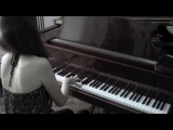 High by the Beach- Lana Del Rey Live Piano ImprovCover