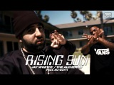 Jay Worthy Feat. Ru-Gotti 'Rising Sun' (Prod. The Alchemist) - Power 106 Exclusive Premiere