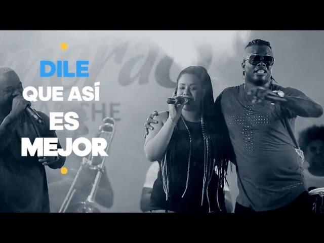 LOS 4 Ft. LOS BARRAZA - ESE HOMBRE - (OFFICIAL VIDEO) SALSA 2018