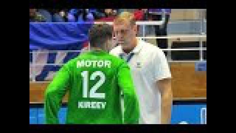 Евгений Будко, тренер ГК Мотор. Веб-конференция на XSPORT.ua