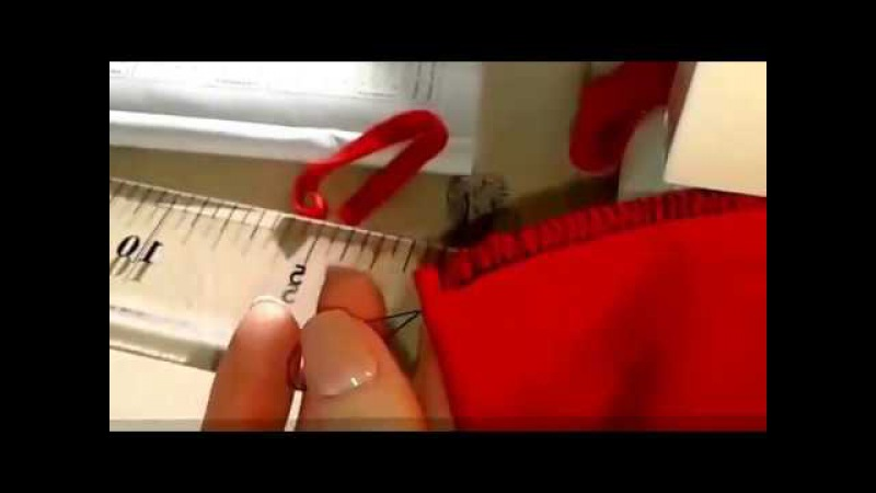 Как шить трикотаж без оверлока - лапка-оверлок