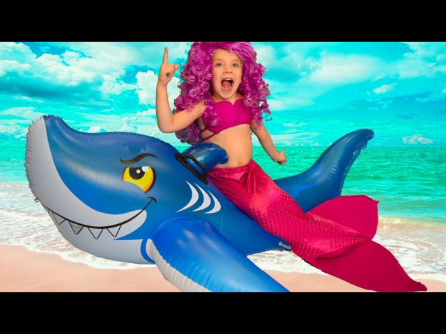 Baby Shark Song for Kids Educational Video for Children Nursery Rhymes Bad Kid Magic Transform The M