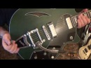 Schecter T S/ H-1B Semi-Hollowbody Guitar Review by Mike Gross