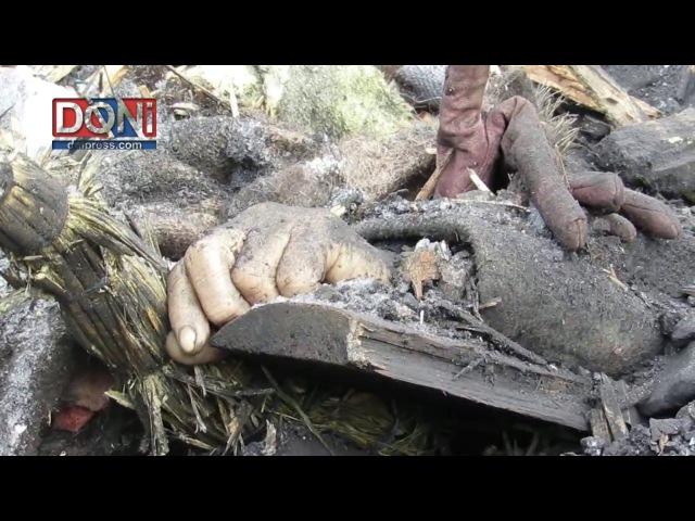 1 февраля 2017. Донецк. Ancora civili uccisi a Donetsk, in periferia la gente non esce dai bunker 01.02.2017(18)
