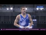 Vladislav Poliashov (RUS) HB EF @ Taipei 2017