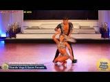 WSS16 Professional Salsa Cabaret World Champions Ricardo Vega &amp Karen Forcano
