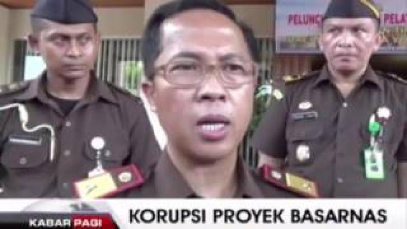 Berita 22 Novermber 2016 Basarnas Sebagai Tersangka Korupsi Pengadaan Lahan Posko Tim SAR