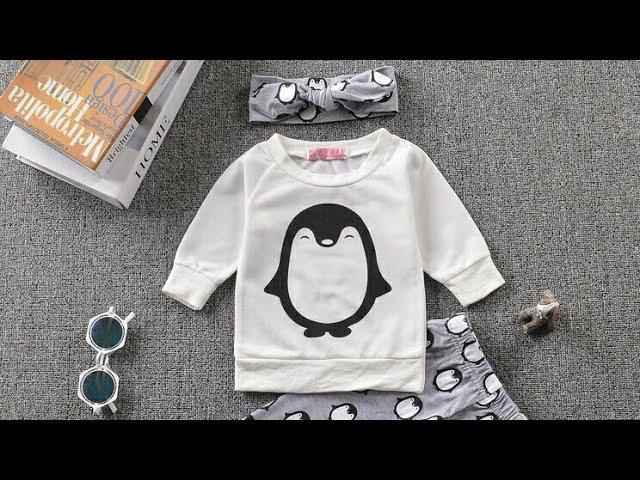 Распаковка посылки из Китая.(детский костюм от магазина Joyful grown baby children's clothing)