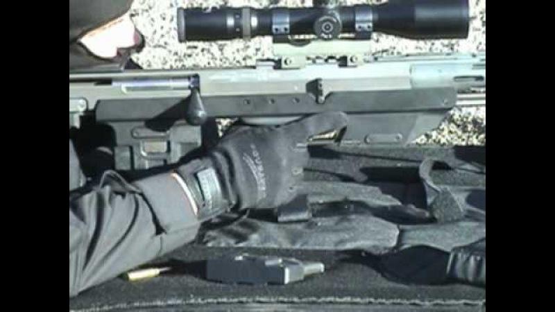 DSR Precision - подготовка к стрельбе.
