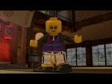 LEGO City Undercover Зал Боевых Искусств Барри Смита