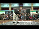 Popping Best16-4 Aka Kin vs Acky | 20130303 OBS VOL.7 TAIWAN FINAL
