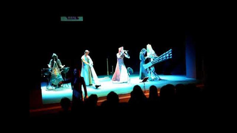 Flos Florum - Danse Real II, Estampie Real VI V