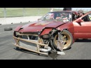 HOONIGAN Unprofessionals EP1 Hert and Rob Crash into Each Other
