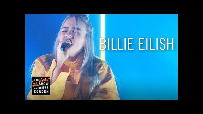 Billie Eilish: Ocean Eyes (Apple Music Up Next)