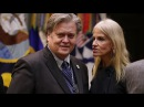 CNN Breaking News 8/15/2017 Steve Bannon Lays Low Amid High White House Tensions