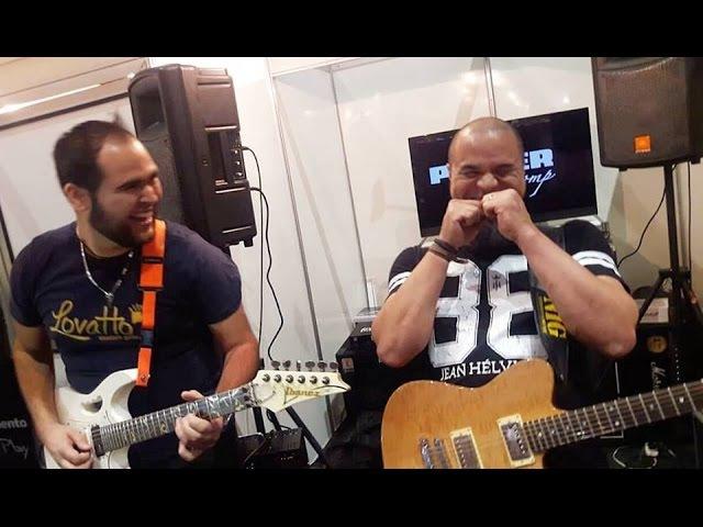 Cacau Santos e Patrick Souza - Expomusic 2016