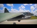 Russian Aviation in Syria  Summer of 2017  Su-25
