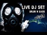 Hyper Dark Drum and Bass Dj Set No 1 (D'n'B DJ Mix)