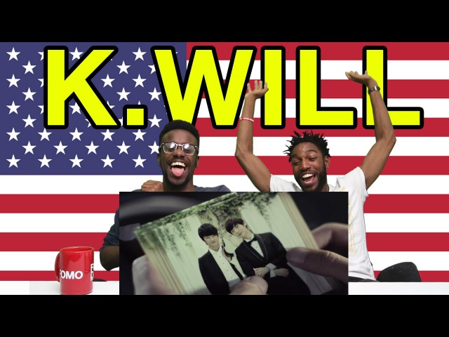 Americans React To K.Will
