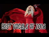 Christina Aguilera - Best Vocals of 2016