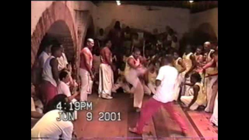 Рода группы Топазио с участием учеников Мастера Бамбы, Кабасы и Рени