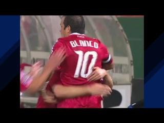 Лучшие голы Бланко в MLS