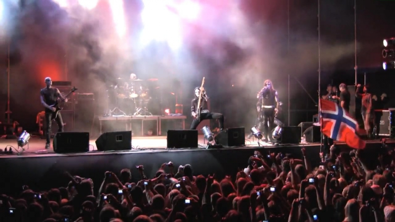 Gorgoroth - Bergtrollets Hevn(Live MHM 2008)-H264_by Karmilla