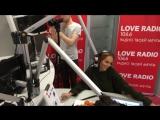 Ханна в прямом эфире Love Radio