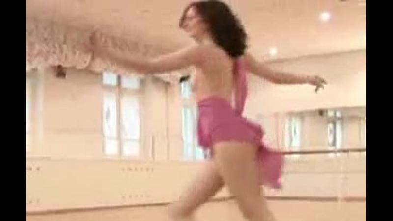 Обнажённый танец