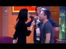 Murat Dalkılıç ve Eşi Merve Boluğur Birlikte Şarkı Söylediler (3 Adam)