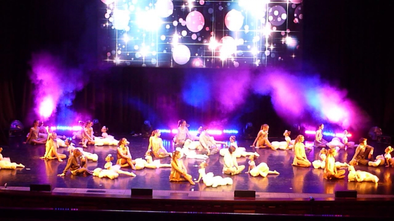 Отчетный концерт ШДМТ 21 05 17 г Омск