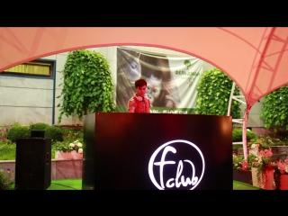 D1M1TR1Y – Music with a taste of summer 19,08,2016 F - Club Lounge cafe  Г. Харьков
