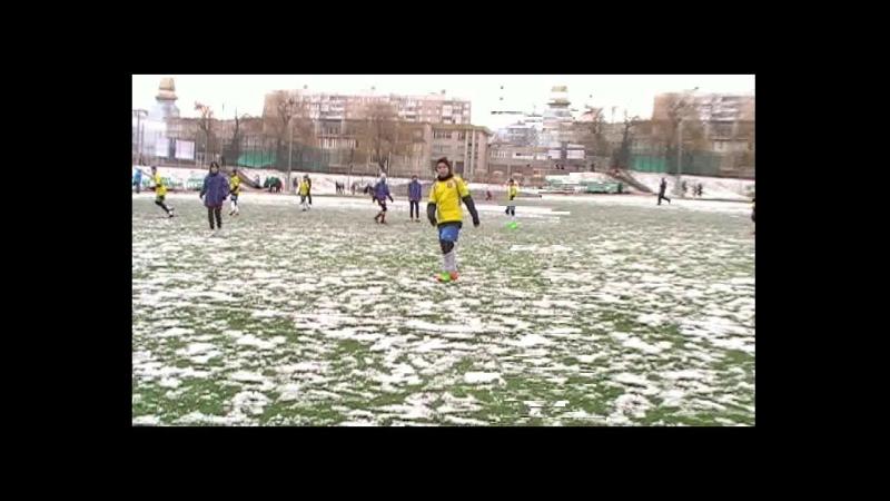 27.03.17 моменты 2го тайма ФК Медведи -2005 - ФК Барс-2005