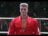 Survivor - Burning Heart [1985] Rocky IV Sylvester Stallone vs Dolph Lundgren