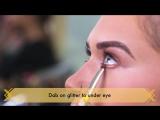 Приложение Кайли: Визажист Хруш Ачемян делает макияж лучшей подруге Кайли - Анастасии.