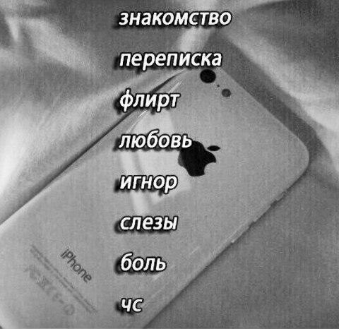 Игнор боль любовь слезы переписка знакомство флирт