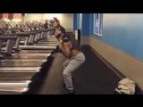Если бы парни тренировались, как девушки