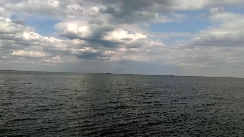 Штиль в душе и на море