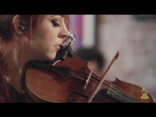 """""""Boulevard of Broken Dreams"""" Green Day cover performed by Lindsey Stirling ¦ GRAMMY ReImagined"""