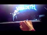 Megadeth Moscov