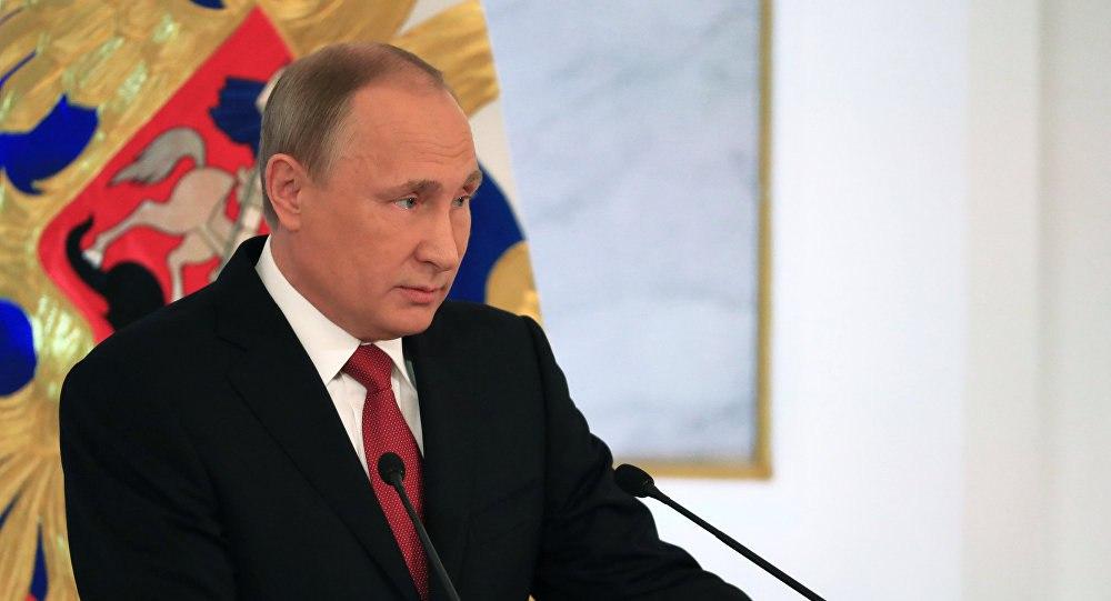 """Путин: """"Русские проститутки - лучшие в мире!"""""""